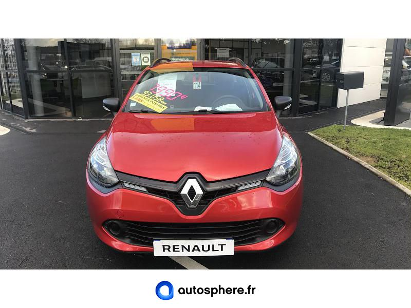 RENAULT CLIO ESTATE 1.2 16V 75CH LIFE - Miniature 5