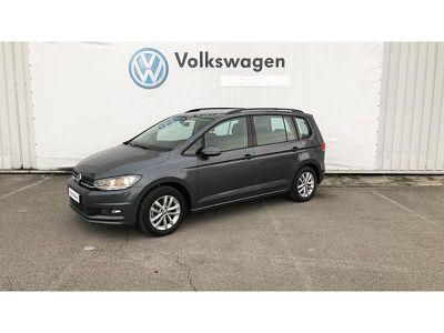 Leasing Volkswagen Touran 1.6 Tdi 115ch Bluemotion Technology Fap Confortline Dsg7 7 Places