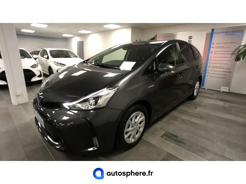 TOYOTA PRIUS+ 136H DYNAMIC BUSINESS TSS - Photo 1