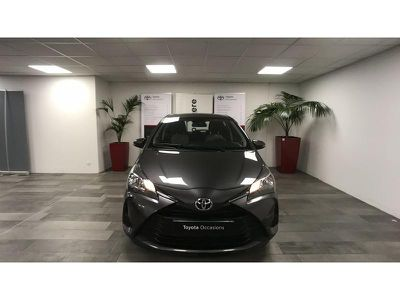 TOYOTA YARIS 70 VVT-I FRANCE CONNECT 5P MY19 - Miniature 5