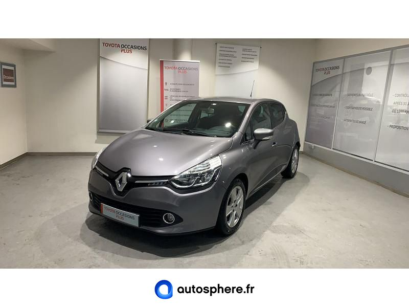 RENAULT CLIO 0.9 TCE 90CH ENERGY LIMITED EURO6 2015 - Photo 1