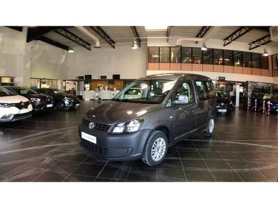 Volkswagen Cross Caddy 1.6 TDI 102ch BlueMotion Technology occasion