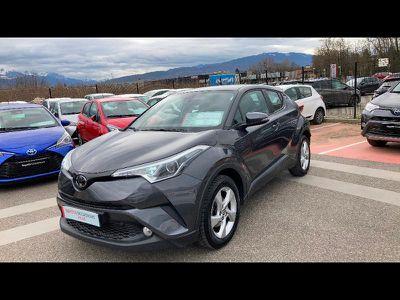 Leasing Toyota C-hr 1.2 T 116 Dynamic Awd Cvt