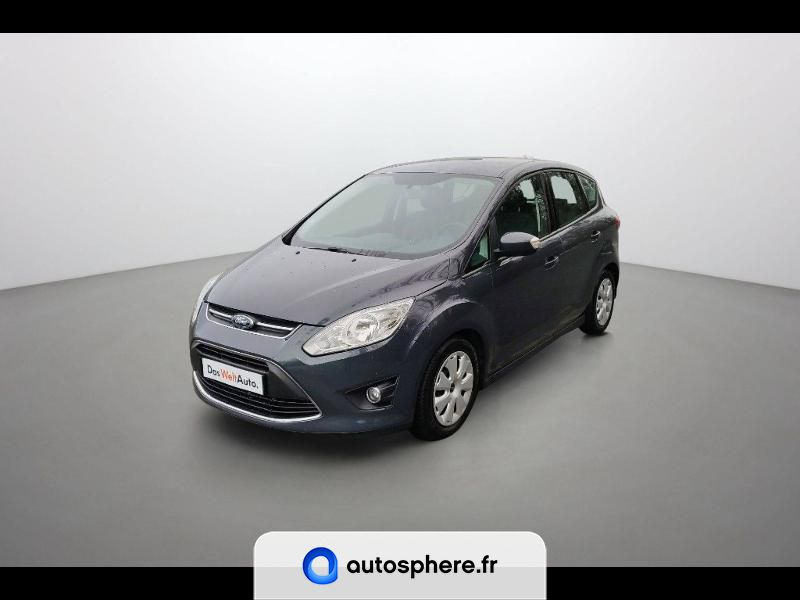 FORD C-MAX 1.0 SCTI 125CH ECOBOOST STOP&START TREND - Photo 1