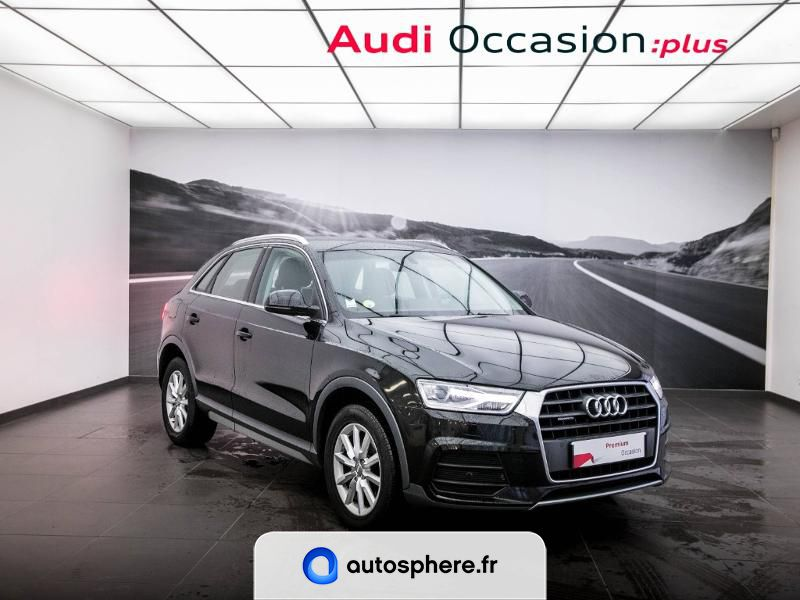 AUDI Q3 2.0 TDI 150CH BUSINESS LINE QUATTRO S TRONIC 7 - Photo 1