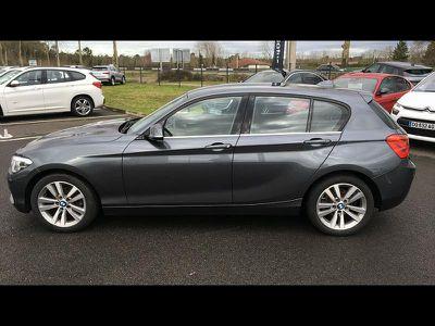 BMW SERIE 1 118DA 150CH URBANCHIC 5P - Miniature 3
