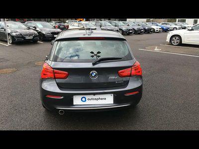BMW SERIE 1 118DA 150CH URBANCHIC 5P - Miniature 4