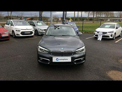 BMW SERIE 1 118DA 150CH URBANCHIC 5P - Miniature 5