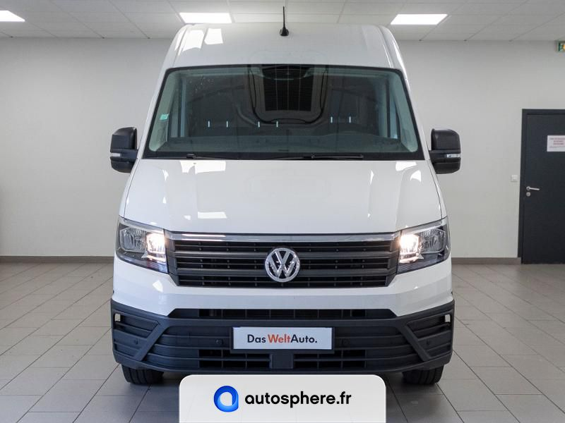 VOLKSWAGEN CRAFTER 35 L3H3 2.0 TDI 177CH BUSINESS LINE TRACTION - Photo 1
