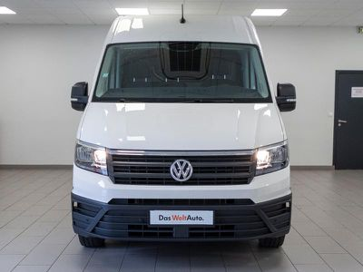 VOLKSWAGEN CRAFTER 35 L3H3 2.0 TDI 177CH BUSINESS LINE TRACTION - Miniature 1