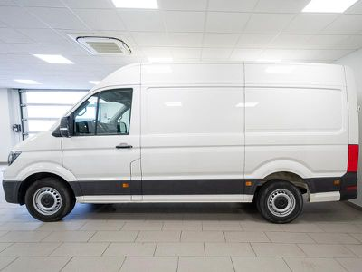VOLKSWAGEN CRAFTER 35 L3H3 2.0 TDI 177CH BUSINESS LINE TRACTION - Miniature 5
