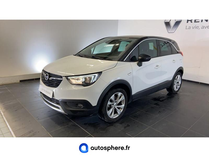 OPEL CROSSLAND X 1.2 TURBO 110CH INNOVATION BUSINESS EURO 6D-T - Photo 1