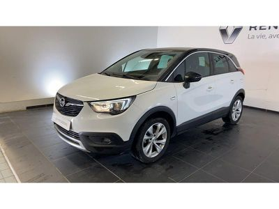 OPEL CROSSLAND X 1.2 TURBO 110CH INNOVATION BUSINESS EURO 6D-T - Miniature 1