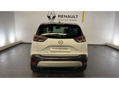 OPEL CROSSLAND X 1.2 TURBO 110CH INNOVATION BUSINESS EURO 6D-T - Miniature 4