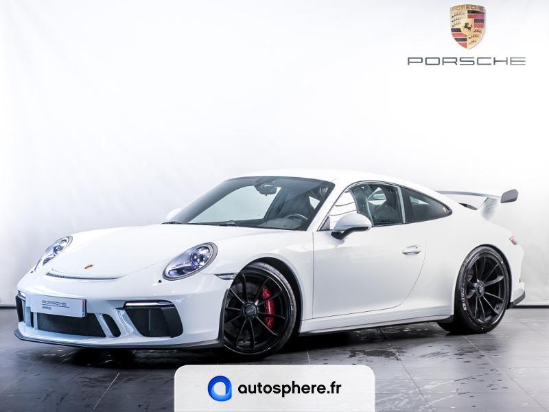 PORSCHE 911 (991) COUPE 4.0 500CH GT3 PDK - Photo 1