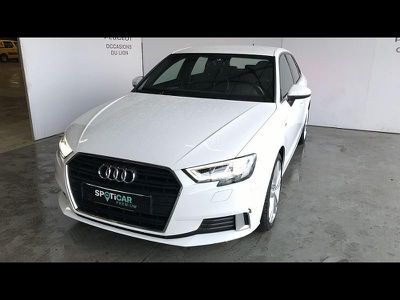Audi A3 Sportback 1.5 TFSI 150ch S line S tronic 7 occasion