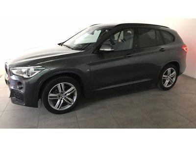 BMW X1 SDRIVE18I 140CH M SPORT - Miniature 3