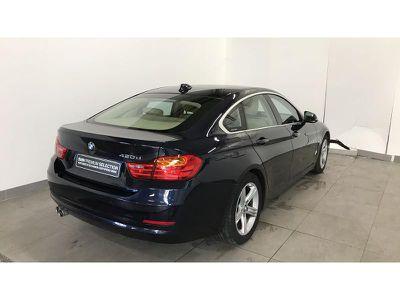 BMW SERIE 4 GRAN COUPE 420DA 190CH BUSINESS - Miniature 2