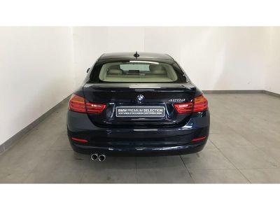 BMW SERIE 4 GRAN COUPE 420DA 190CH BUSINESS - Miniature 5
