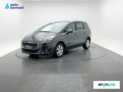 Leasing Peugeot 5008 1.6 Bluehdi 120ch Style Ii S&s