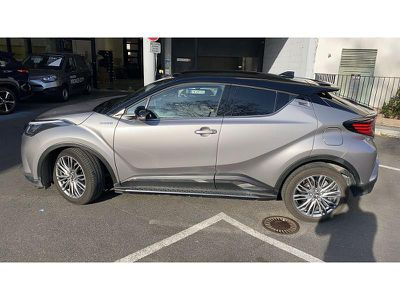 TOYOTA C-HR 122H DISTINCTIVE 2WD E-CVT MY20 - Miniature 3