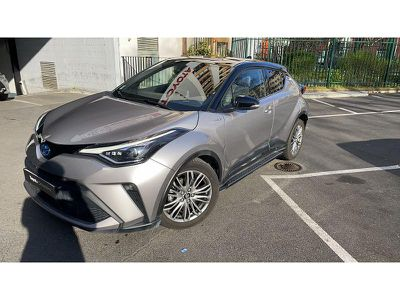 TOYOTA C-HR 122H DISTINCTIVE 2WD E-CVT MY20 - Miniature 1