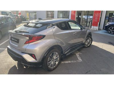 TOYOTA C-HR 122H DISTINCTIVE 2WD E-CVT MY20 - Miniature 2