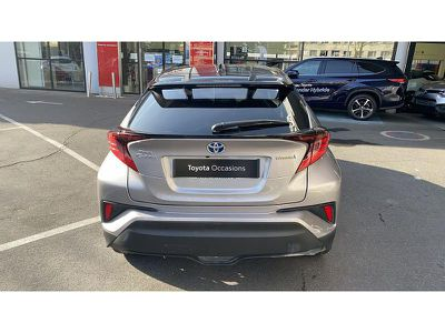 TOYOTA C-HR 122H DISTINCTIVE 2WD E-CVT MY20 - Miniature 4