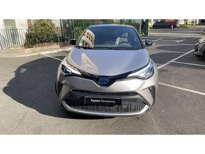 TOYOTA C-HR 122H DISTINCTIVE 2WD E-CVT MY20 - Miniature 5