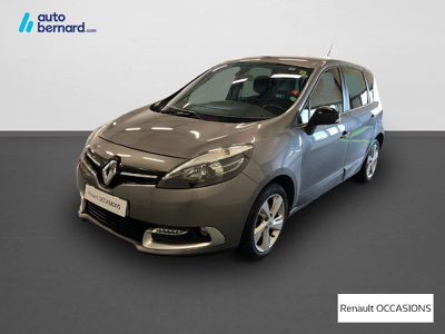 Leasing Renault Scenic 1.2 Tce 130ch Energy Limited 2015