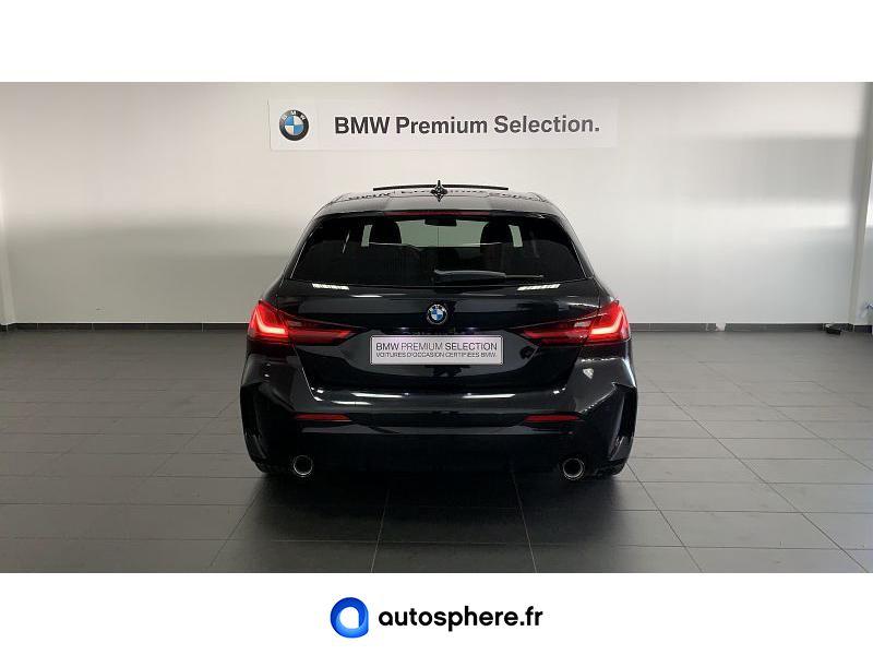 BMW SERIE 1 118DA 150CH M SPORT - Miniature 4