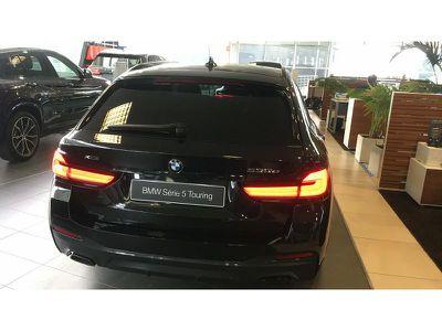 BMW SERIE 5 530EA XDRIVE 252CH M SPORT STEPTRONIC EURO6D-T 10CV - Miniature 4