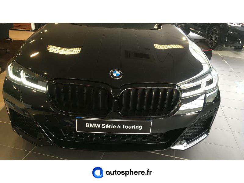 BMW SERIE 5 530EA XDRIVE 252CH M SPORT STEPTRONIC EURO6D-T 10CV - Miniature 5