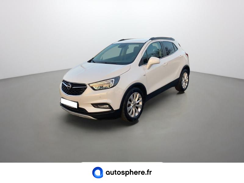 OPEL MOKKA X 1.4 TURBO 140CH INNOVATION 4X2 - Photo 1