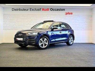 Audi Q5 55 TFSI e 367ch DESIGN quattro S tronic 7 Euro6d-T 15cv occasion