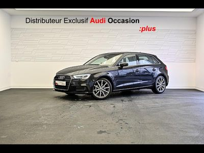 Audi A3 Sportback 35 TFSI 150ch CoD Design luxe S tronic 7 occasion