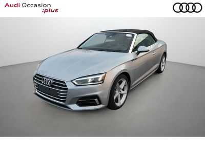 Audi A5 Cabriolet 2.0 TFSI 190ch Design S tronic 7 occasion