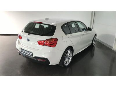BMW SERIE 1 116D 116CH M SPORT 5P - Miniature 2