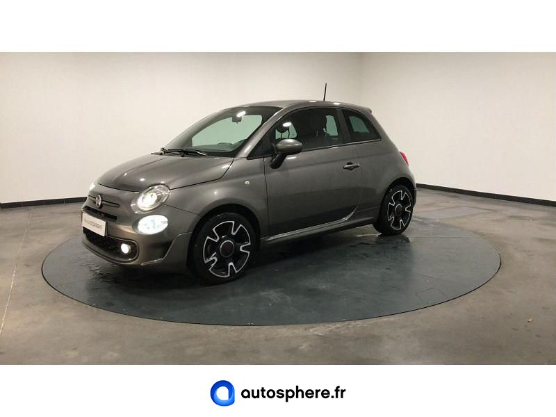 FIAT 500 1.2 8V 69CH S PLUS - Photo 1