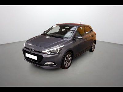 Hyundai I20 1.2 84 Edition #Mondial occasion