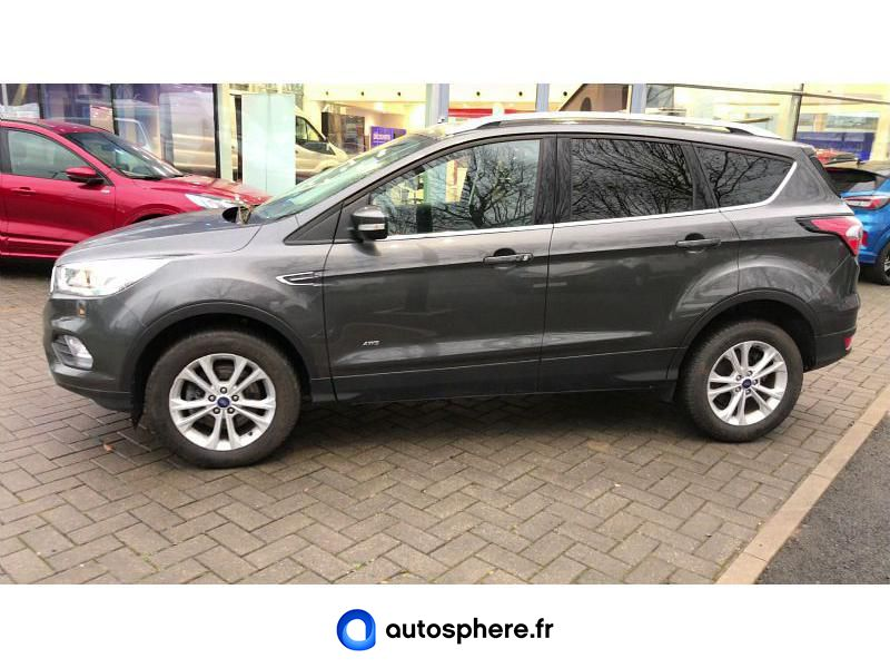 FORD KUGA 2.0 TDCI 150CH STOP&START TITANIUM 4X4 POWERSHIFT EURO6.2 - Photo 1
