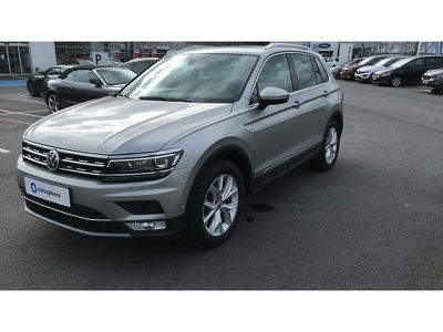 Leasing Volkswagen Tiguan 2.0 Tdi 150ch Bluemotion Technology Carat 4motion Dsg7