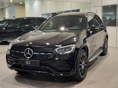 Mercedes Glc 300 d 245ch AMG Line 4Matic 9G-Tronic occasion