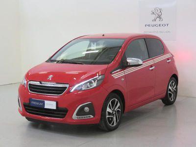 Peugeot 108 1.2 PureTech Collection 5p occasion