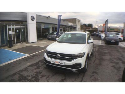 VOLKSWAGEN T-CROSS 1.0 TSI 95CH LOUNGE - Miniature 3