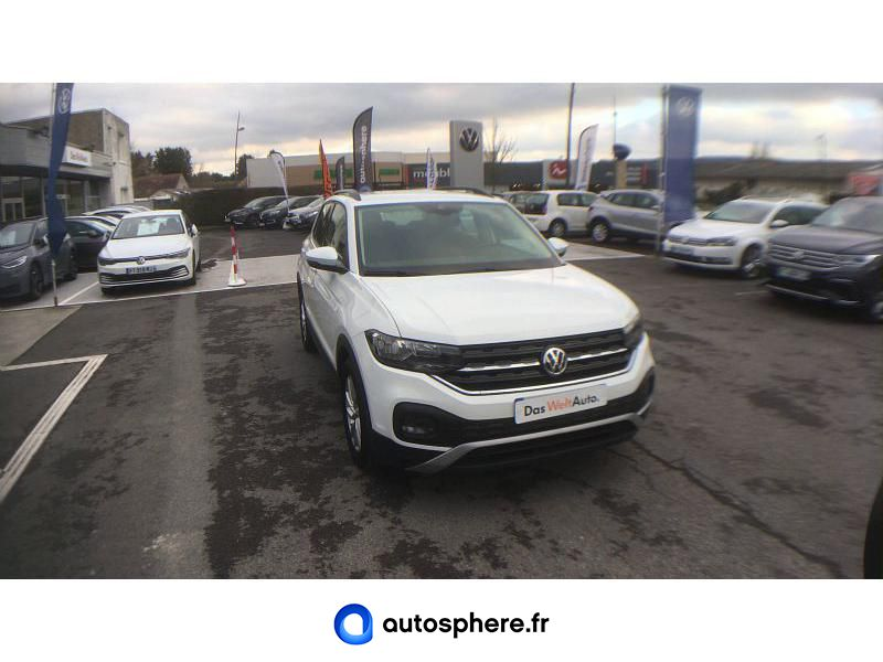 VOLKSWAGEN T-CROSS 1.0 TSI 95CH LOUNGE - Photo 1