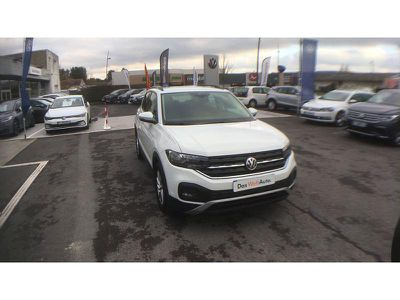 VOLKSWAGEN T-CROSS 1.0 TSI 95CH LOUNGE - Miniature 1