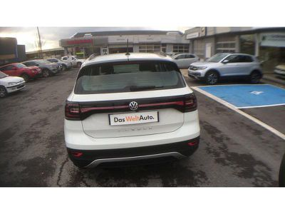 VOLKSWAGEN T-CROSS 1.0 TSI 95CH LOUNGE - Miniature 2