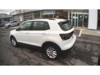 VOLKSWAGEN T-CROSS 1.0 TSI 95CH LOUNGE - Miniature 4