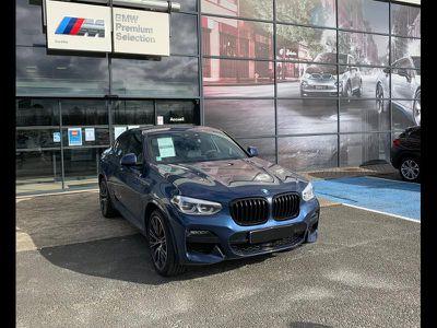 BMW X4 XDRIVE30D 265CH M SPORT EURO6D-T - Miniature 3